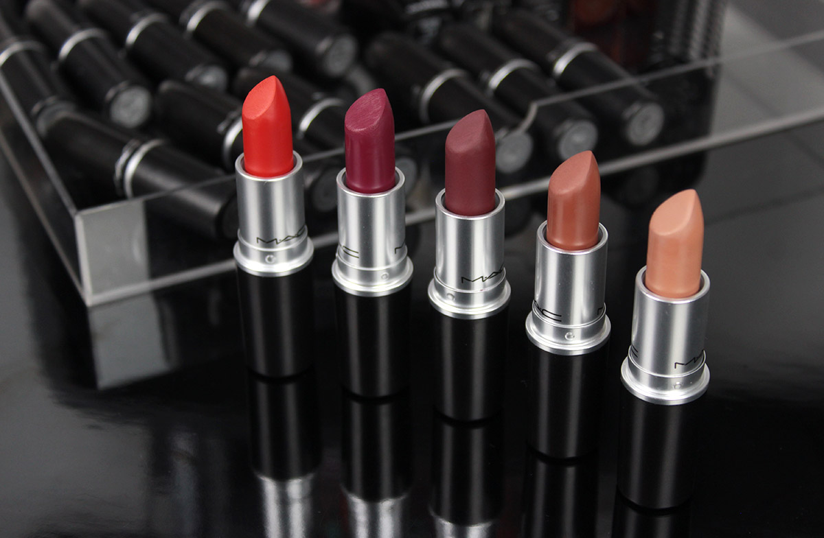 MAC - Lady Danger, D for Danger, Bowl Me Over, Taupe, Yash
