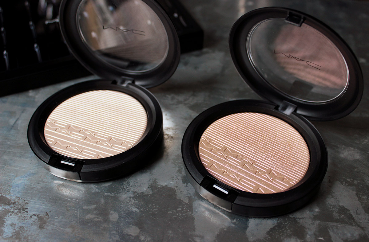 MAC Extra Dimension Skinfinish - Double Gleam / Show Gold