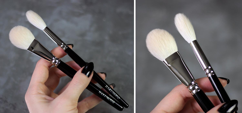 HAKUHODO brushes J116, G5539