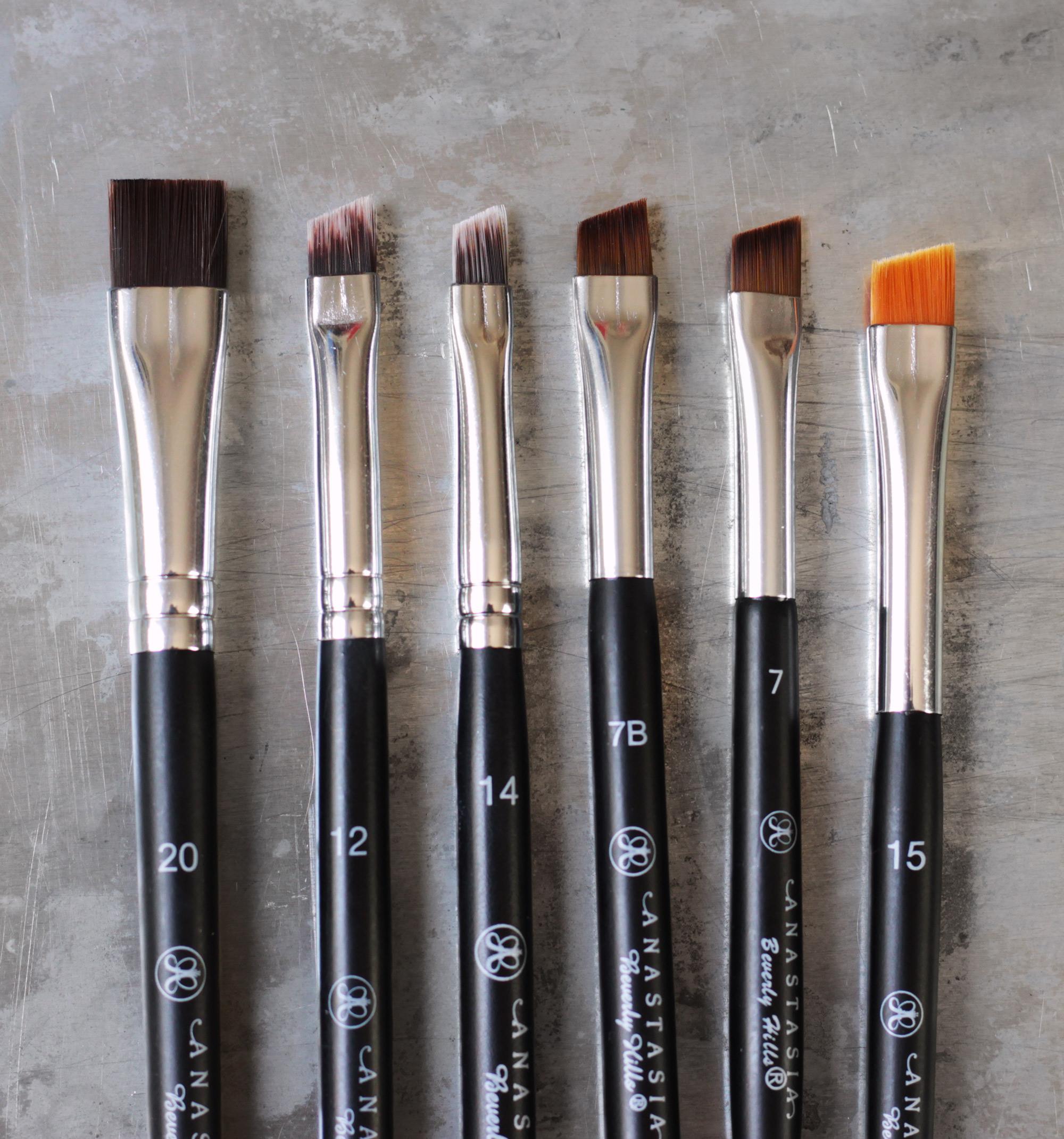 Anastasia Beverly Hills BROW Brushes