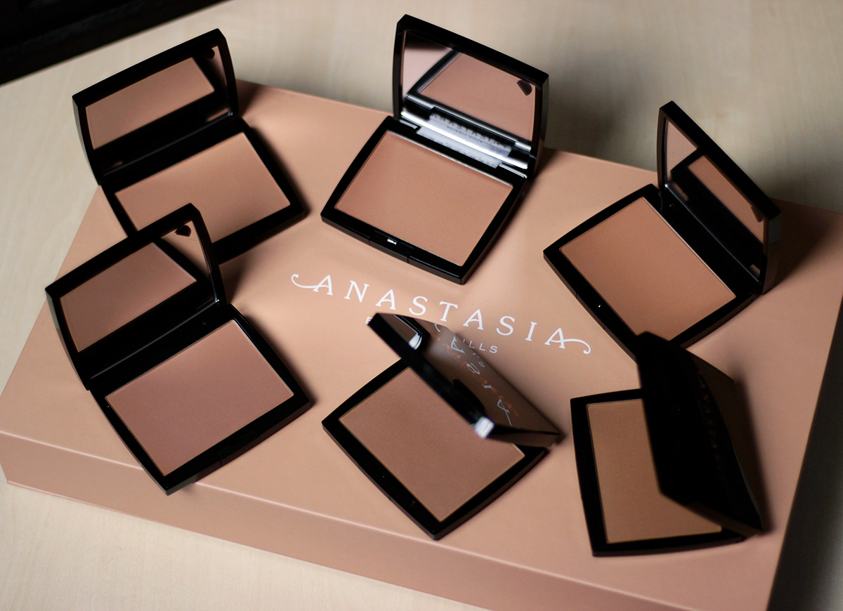 ABH Powder Bronzer collection