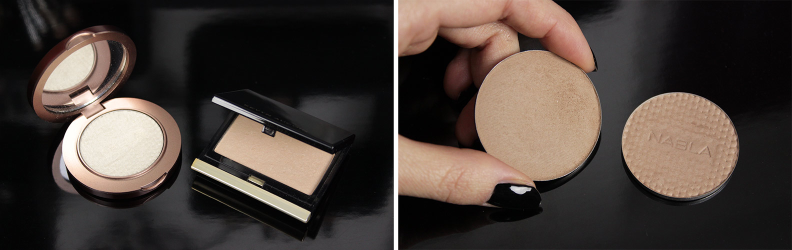 Favorite Highlighters and Contour Powders