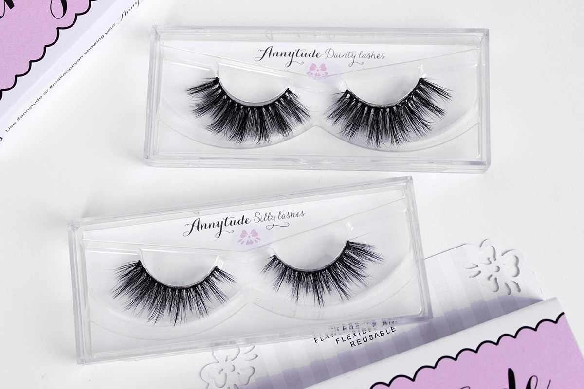 ANNYTUDE Lashes - Dainty, Silly