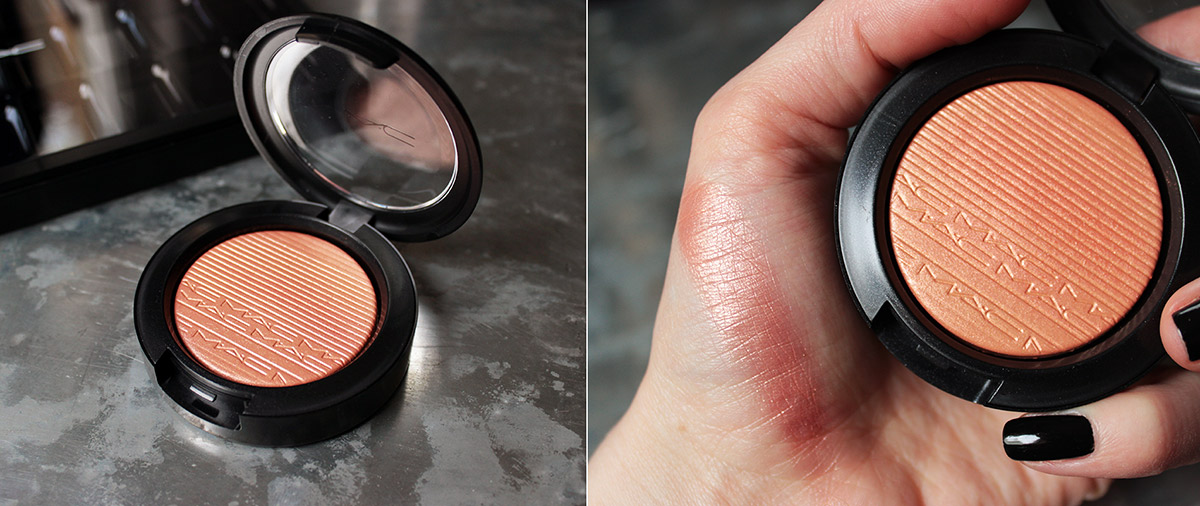 MAC Extra Dimension Blush - JUST A PINCH