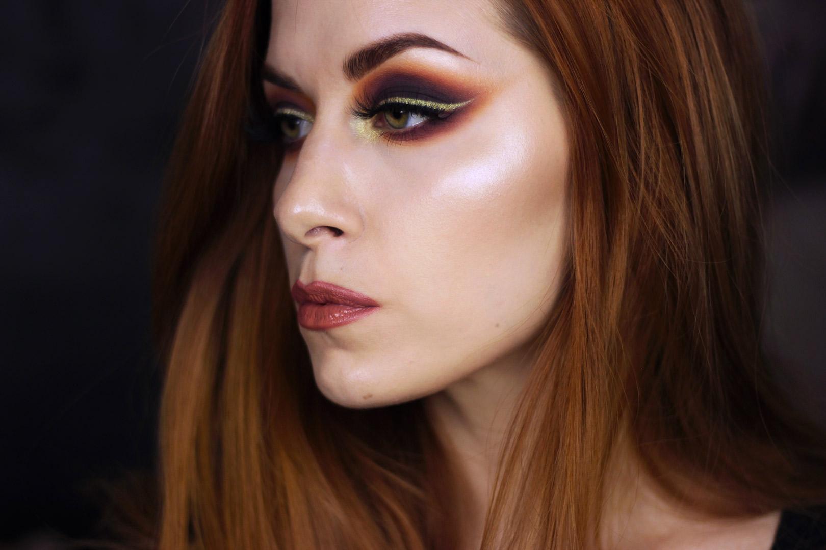 Anastasia Subculture Palette & Liquid GLow - PERLA