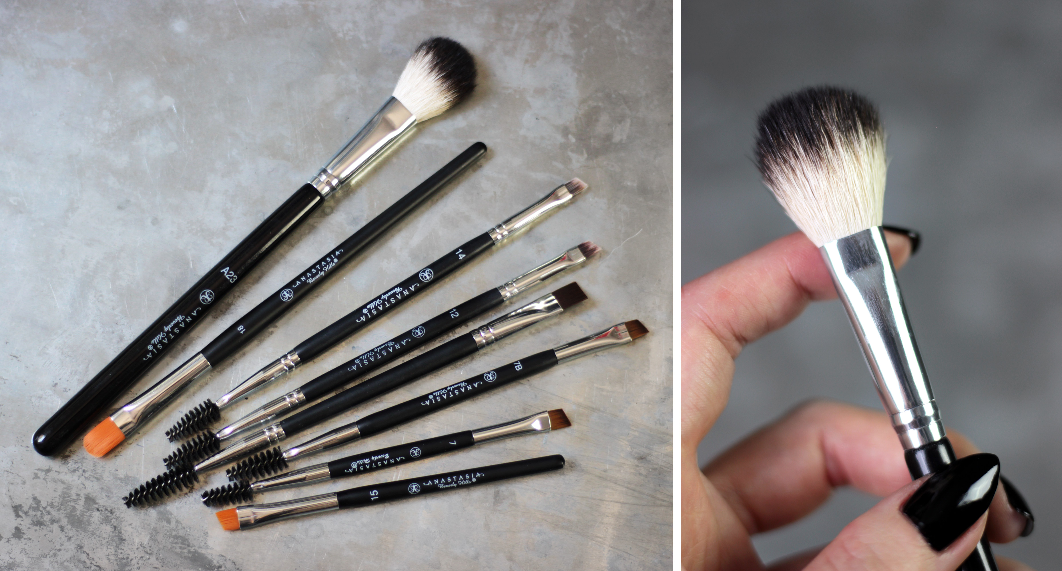 Anastasia Beverly Hills Brushes