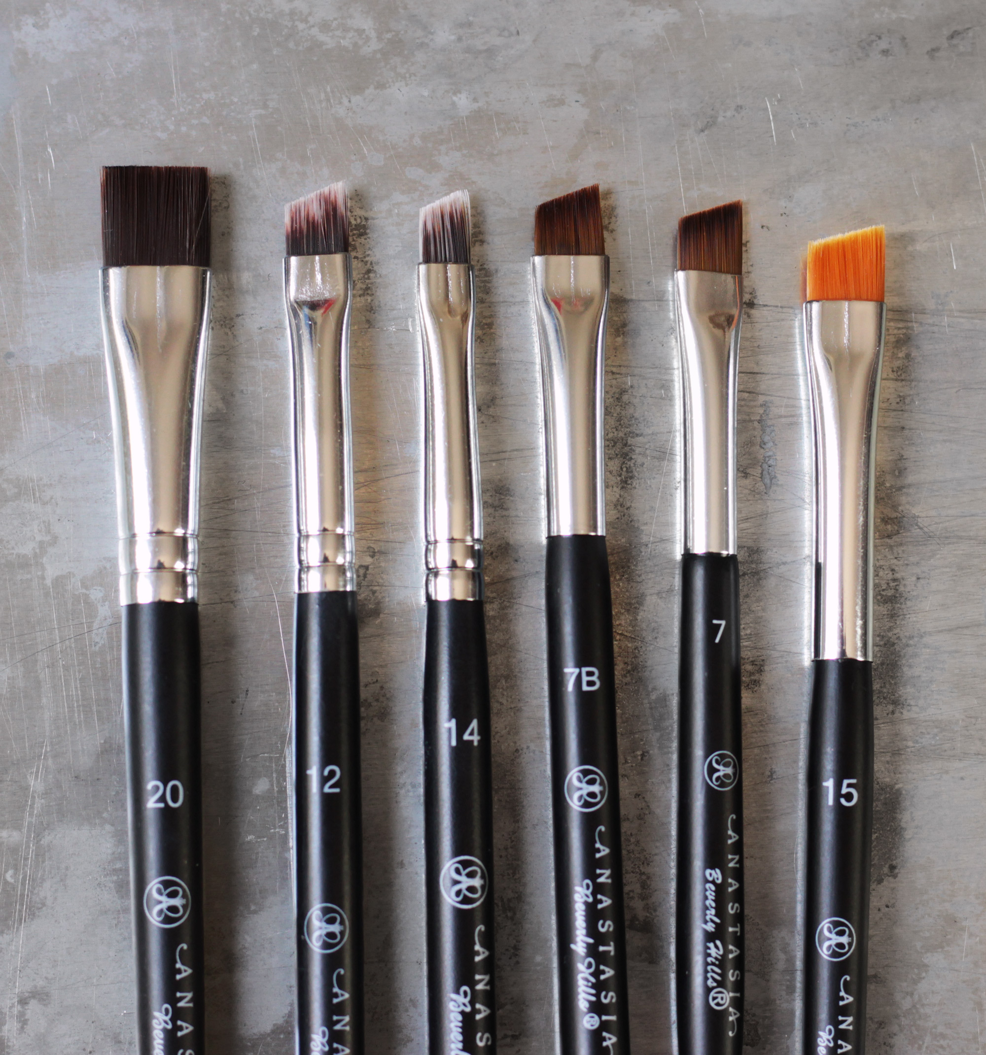 Anastasia Beverly Hills BROW Brushes